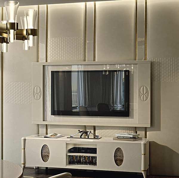 Cadre sous TV FRANCESCO PASI 9030 Ellipse
