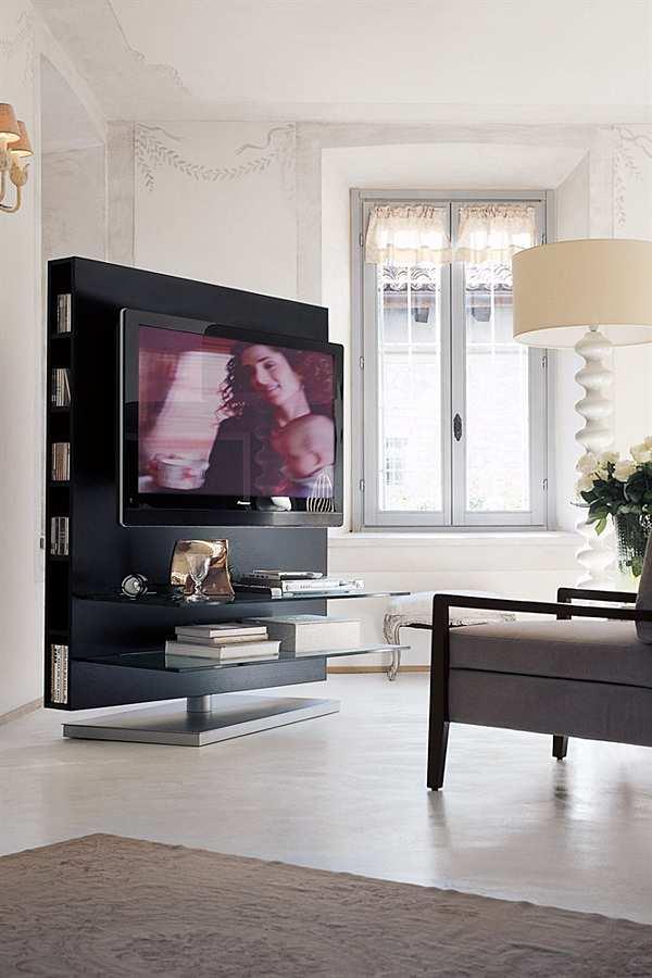 Support pour TV-HI-FI PORADA Media Centre a soffitto LOGOS