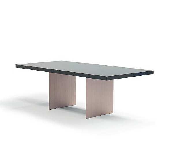 Bureau COSTANTINI PIETRO 9384T PROFILE Dining Table Catalogo cop. argento