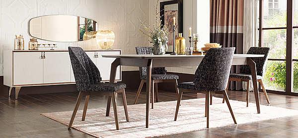 Bureau Enza Home 07.182.0516 DINING