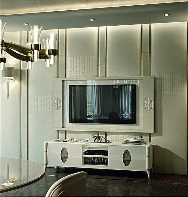 Meuble sous TV FRANCESCO PASI 9005