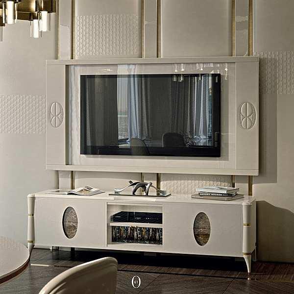 Meuble sous TV FRANCESCO PASI 9005 Ellipse
