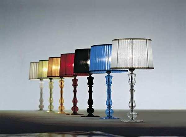 Lampe de bureau ITALAMP 8006/LG Legenda