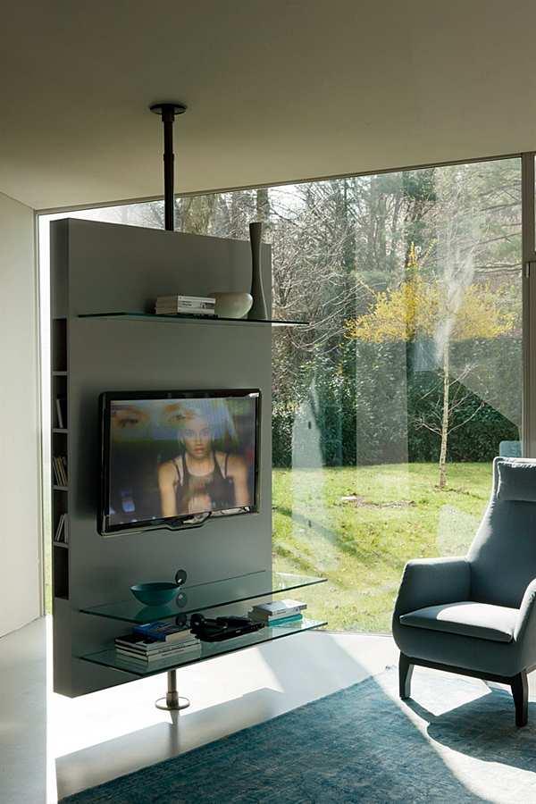 Support TV-HI-FI PORADA Media Centre a soffitto